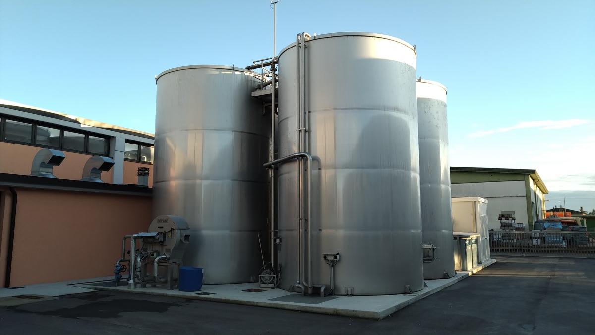 Depurazione acque lavanderie