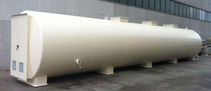 Impianto depurazione MBR standard